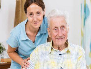 Cuidadores de personas mayores