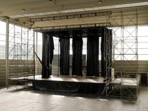 Alquileres de escenarios para fiestas y eventos