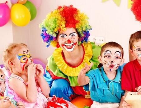 Animadoras para fiestas infantiles