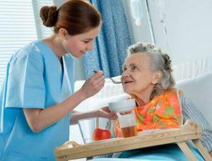cuidado de ENFERMOS EN HOSPITALES